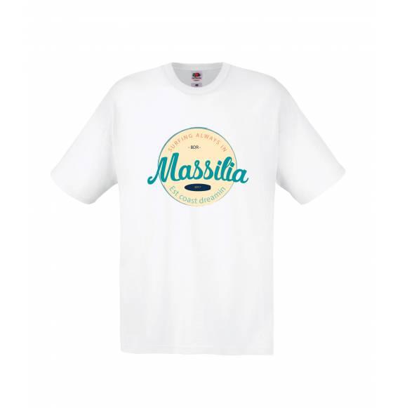 TEE-SHIRT MIXTE MASSILIA